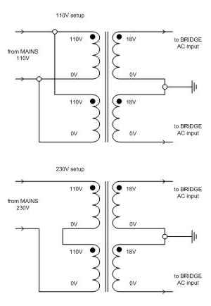 Gainclone psu on transformer wiring diagrams single phase