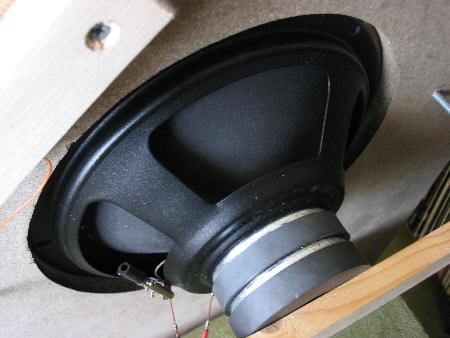 Loudspeakers that I have built
